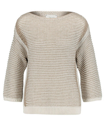 Marc O'Polo Pure - Damen Pullover 3/4-Arm