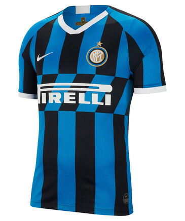 "Nike - Herren Fußballtrikot ""Inter Milan 2019/20 Stadium Home"" Kurzarm - Replica"