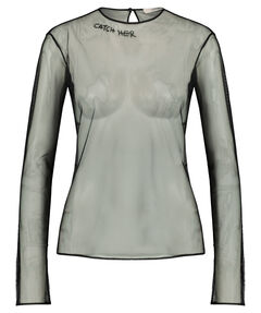 "Damen Top ""Love Notes"" Langarm"