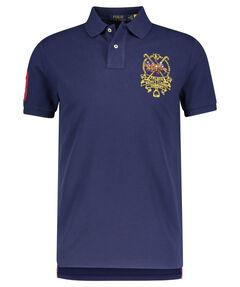 Herren Poloshirt Custom Fit