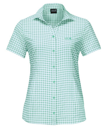 "Jack Wolfskin - Damen Wanderbluse ""Kepler Shirt"" Kurzarm"