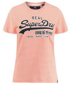 "Damen T-Shirt ""Vintage Logo Stripe Entry Tee"""