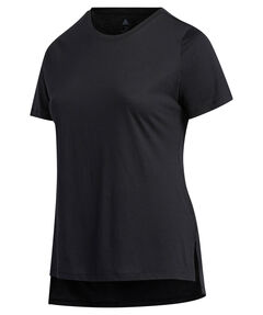 "Damen Trainingsshirt ""Go To Tee"" - Plus Size"