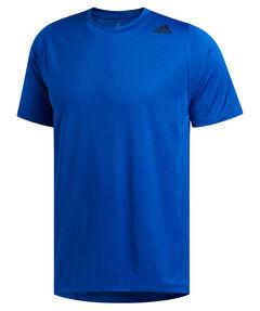 "Herren Trainings-Shirt ""FreeLift Sport Fitted 3-Streifen"" Kurzram"