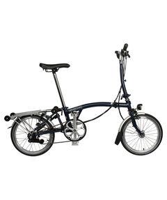 """Faltrad """"RD Ausstattung mit M-Lenker, Schutzblechen, Shimano Dynamo und Licht, 6 Gang-Schaltung und Gepäckträger"""" - faltbar"""