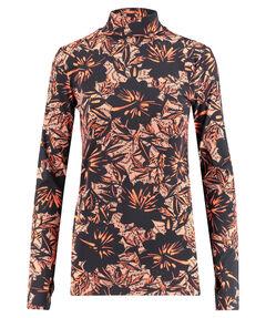"Damen Rollkragenpullover ""Exotic Patch Shirt"""