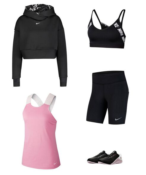 Outfit - Pro Pink