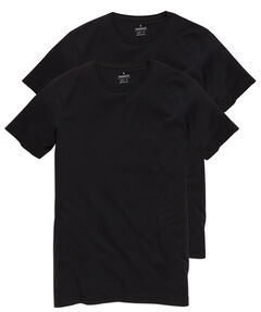 "Herren T-Shirt ""Body Fit"" Doppelpack"
