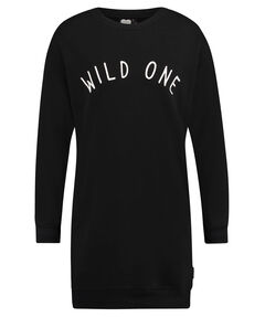 "Damen Sweatkleid ""Wild On"""