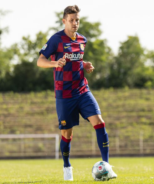 Outfit - Barca