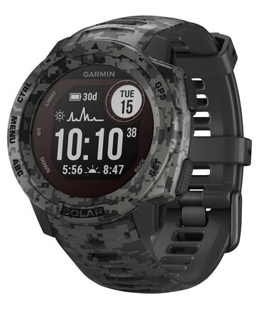 "Garmin - Multisport GPS-Uhr ""Instinct Solar Camo"""