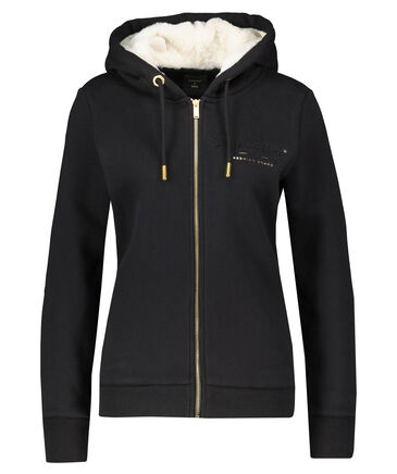 "Superdry - Damen Sweatjacke ""Established"""