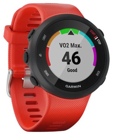 "Garmin - GPS-Laufuhr ""Forerunner 45"" rotes Armband"