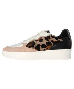 "Damen Plateau - Sneaker ""Furry"""