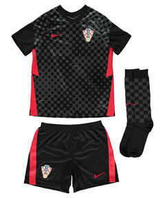 "Kinder Trikot-Set ""Kroatien Mini-Kit Away"""