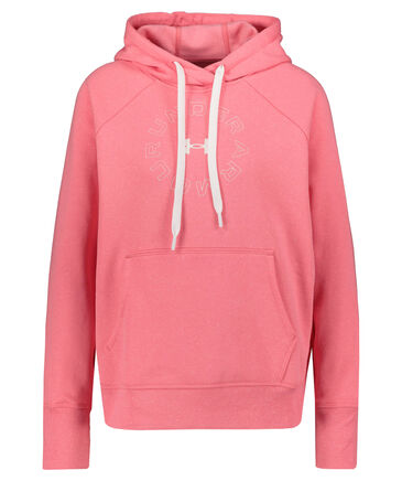 "Under Armour - Damen Sweatshirt ""Rival Fleece Sportstyle Metallic Hoodie"""