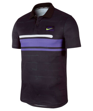 Nike - Herren Tennispolo Kurzarm