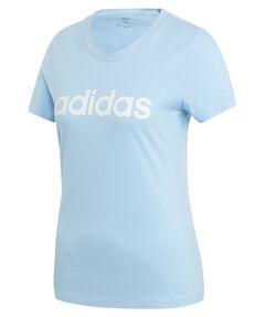 "Damen Shirt ""Essentials Linear Slim"" Kurzarm"