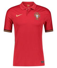 """Herren Fußballtrikot """"FPF Portugal Stadium Home"""" Kurzarm"""