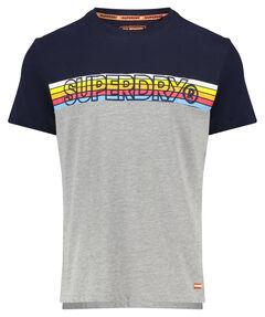 "Herren T-Shirt ""Cali Stripe Embroidery Tee"""