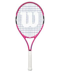 """Kinder Tennisschläger """"Burn Pink 25"""" besaitet"""