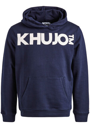 "khujo - Herren Kapuzensweatshirt ""Winston Big Logo"""