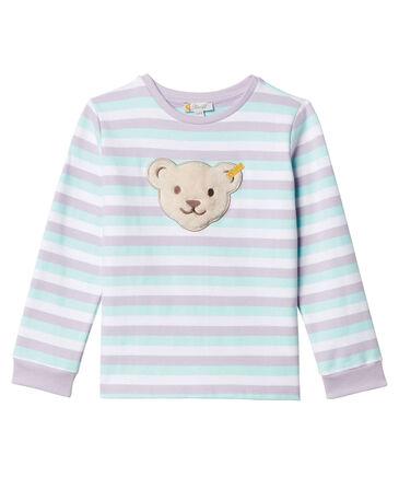 Steiff - Mädchen Baby Sweatshirt