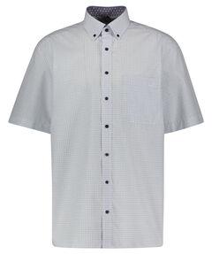 Herren Businesshemd Comfort Fit  Kurzarm