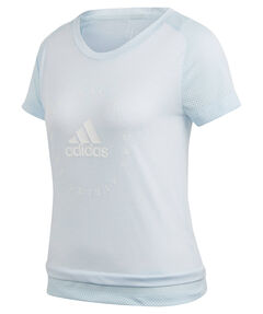 Damen Trainingsshirt Kurzarm