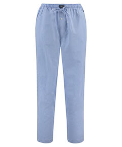 Herren Pyjamahose lang