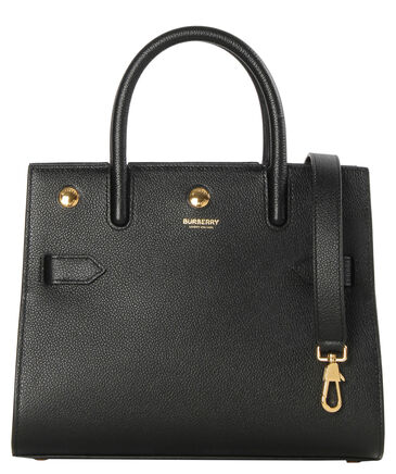 "Burberry - Damen Henkeltasche ""Title"" Mini"