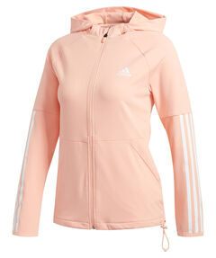 "Damen Sweatjacke ""3S Full Zip Knit Hoodie"""