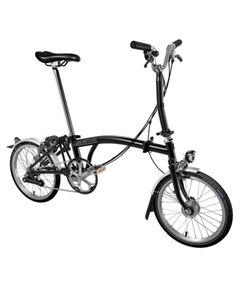 """Faltrad """"LD Ausstattung mit M-Lenker, Schutzblechen, Shimano Dynamo und Licht, 6 Gang-Schaltung"""" - faltbar"""