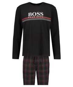 "Herren Pyjama ""Urban Long Set"""