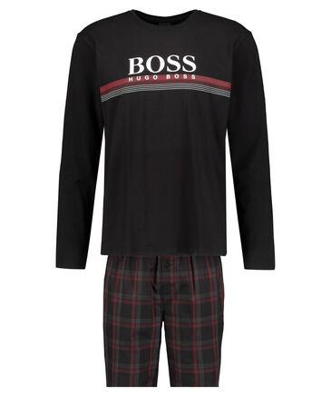 "BOSS - Herren Pyjama ""Urban Long Set"""