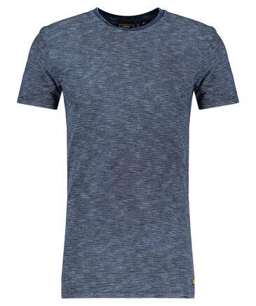 """Superdry - Herren T-Shirt """"Denim Goods Texture"""""""