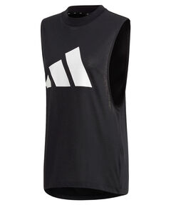 "Damen Tanktop ""adidas Athletics Pack Graphic"" Ärmellos"