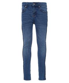 Mädchen Jeans High Waist Skinny Fit