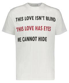 """Herren T-Shirt """"Lettering Shirt"""""""