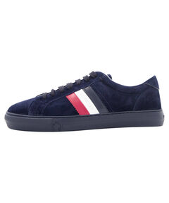 "Herren Sneaker ""New Monaco Flagge"""