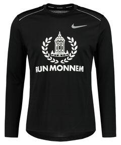 "Herren Running Shirt Langarm ""Run Monnem Miler"""