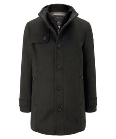 "Herren Mantel ""Wool Coat 2 in 1"""