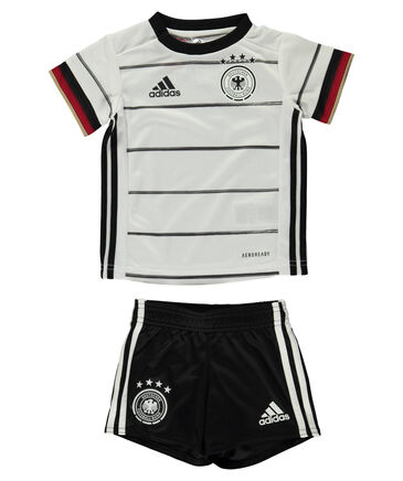 """adidas Performance - Mädchen und Jungen Baby Fußball-Ausrüstung """"Germany Home Babykit"""""""