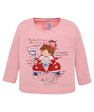 Mayoral Making Friends - Mädchen Baby Shirt Langarm