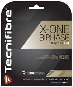 "Tennissaite ""X-One Biphase 1,24"""