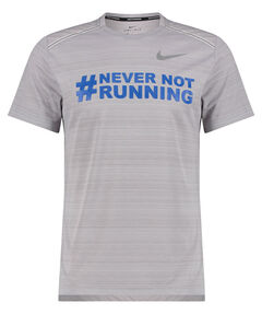 """Herren T-Shirt """"nevernotrunning Dry Miler"""""""