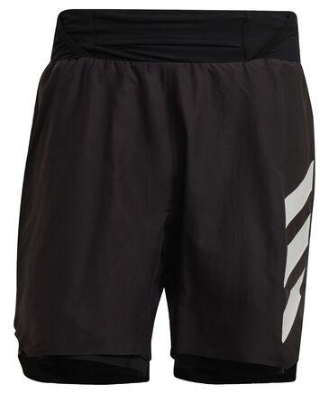 "adidas Terrex - Herren Laufshorts ""Agravic 2in1 Shorts"""