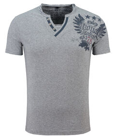 """Herren T-Shirt """"MT Royal Button"""""""