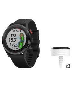 "GPS-Golfuhr ""Approach S62 w/CT10 Bundle"""