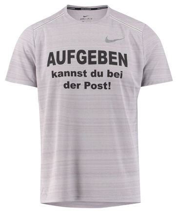 """Nike - Herren Laufshirt """"Miler"""" Kurzarm"""